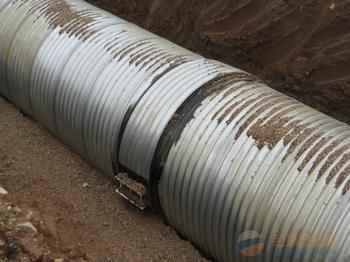 金属钢波纹涵管